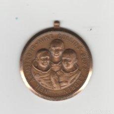 Medallas históricas: MEDALLA DE LA APOLO XI- NEIL ARMSTRONG-MIKE COLLIS-BUZZ ALDRIN-21-VII-1969. Lote 220861121