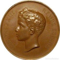 Medaglie storiche: ESPAÑA. ALFONSO XIII. MEDALLA EXPOSICIÓN BELLAS ARTES MADRID. 1.897. Lote 221151776