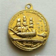 Medaglie storiche: MEDALLA DE NAPOLEÓN. FECHADA EN 1815. Lote 222151778