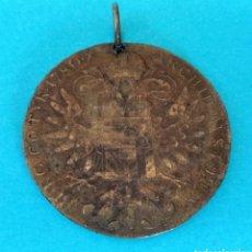 Medallas históricas: MEDALLÓN ARCHID - AUST- DUX 1780 .. Lote 222236541