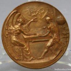 Medallas históricas: MEDALLA I CENTENARIO DE LA CREACIÓN DEL CUERPO DEL ESTADO MAYOR 1810 1910 ÉPOCA ALFONSO XIII. Lote 222449156