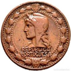 Medaglie storiche: PORTUGAL. MEDALLA CAMPAÑAS DEL EJÉRCITO PORTUGUÉS EN LA PRIMERA GUERRA MUNDIAL. 1.916. Lote 223605785