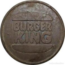 Medallas históricas: PUERTO RICO. MEDALLA PROMOCIÓN DE BURGUER KING DE 1979, DE LOS JUEGOS PANAMERICANOS.(171).. Lote 225014697