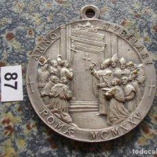 Medallas históricas: VATICANO MEDALLA 1912 EL PAPA PÍO XI. 1922 - 1933 ANIVERSARIO 32,5 MM. Lote 225314952