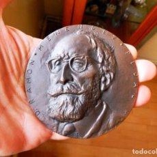 Medallas históricas: RAMÓN MENÉNDEZ PIDAL. MEDALLA DE LA F.N.M.T.. Lote 226755925
