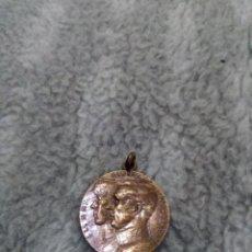 Medallas históricas: MEDALLA ALBERT ELISABETH MUY RARA Y UNICA MIRAR FOTOGRAFIA. Lote 227264810