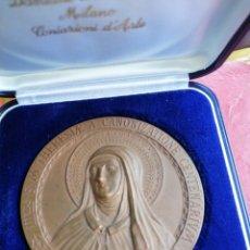Medallas históricas: SANTA TERESA MEDALLA CONMEMORACION 1622-1922. Lote 229005245