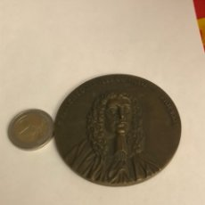 Medallas históricas: ANTIGUA MEDALLA DE BRONCE PORTUGUESA A CLASIFICAR, GRAN TAMAÑO. Lote 234545785
