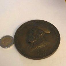 Medallas históricas: ANTIGUA MEDALLA DE BRONCE PORTUGUESA A CLASIFICAR, GRAN TAMAÑO. Lote 234547015