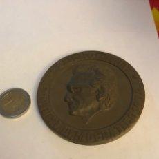 Medallas históricas: ANTIGUA MEDALLA DE BRONCE PORTUGUESA A CLASIFICAR, GRAN TAMAÑO. Lote 234547705