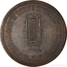 Medalhas históricas: FRANCIA, MEDALLA, HOMMAGE À HAYDN AU THÉÂTRE DES ARTS, HISTORY, 1800, MBC. Lote 234867625