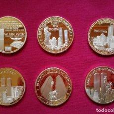 Medallas históricas: AÑO COMPLETO SOBRES DE PRIMER DÍA AÑO 2007 FDC COMPLETO GRAN OCASION Y OFERTA ÚNICA ( SI SE PIDEN LO. Lote 236017350
