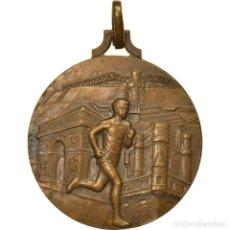 Medallas históricas: FRANCIA, MEDALLA, XIIÈME MARATHON INTERNATIONAL DE PARIS, SPORTS & LEISURE. Lote 236378985