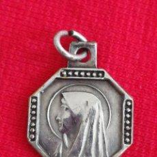 Medallas históricas: ANTIGUO COLGANTE LOURDES. Lote 238020840