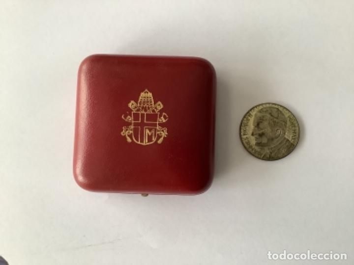 H1. MEDALLA JUAN PABLO II VISITA ESPAÑA (Numismática - Medallería - Histórica)