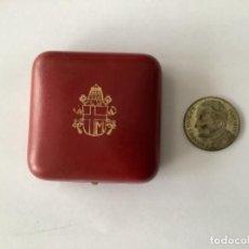 Medallas históricas: H1. MEDALLA JUAN PABLO II VISITA ESPAÑA. Lote 244504355