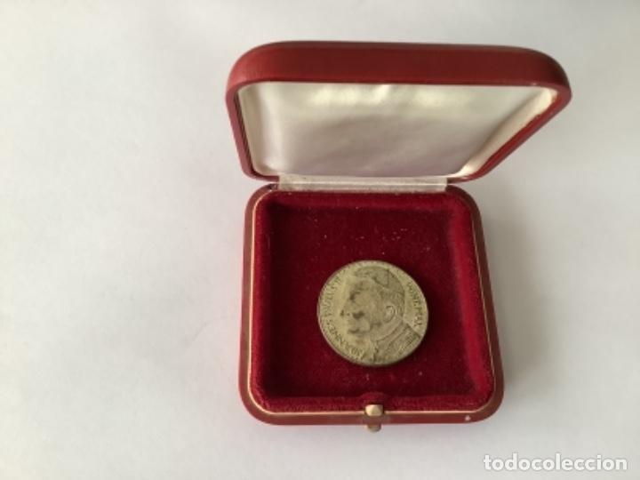 Medallas históricas: H1. MEDALLA JUAN PABLO II VISITA ESPAÑA - Foto 3 - 244504355