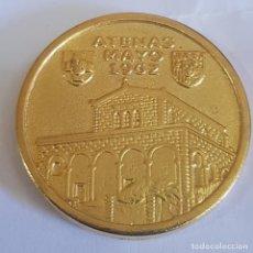 Medallas históricas: MEDALLA JUAN CARLOS Y SOFIA ATENAS 1962. Lote 246882525