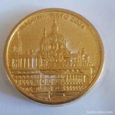 Medallas históricas: MEDALLA FELIPE Y LETIZIA MADRID 2004. Lote 246882785