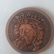 Medaglie storiche: MEDALLA JAUME EL CONQUERIDOR 1976. Lote 247115660