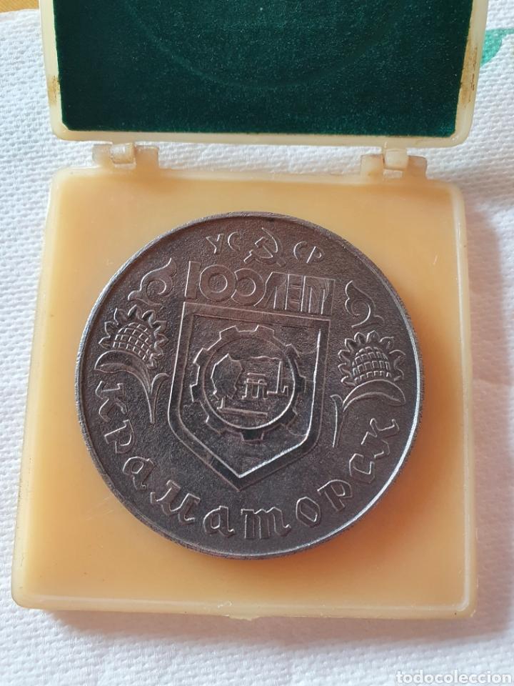 Medallas históricas: Urrs colección de 15 medallas conmemorativas - Foto 9 - 251806210