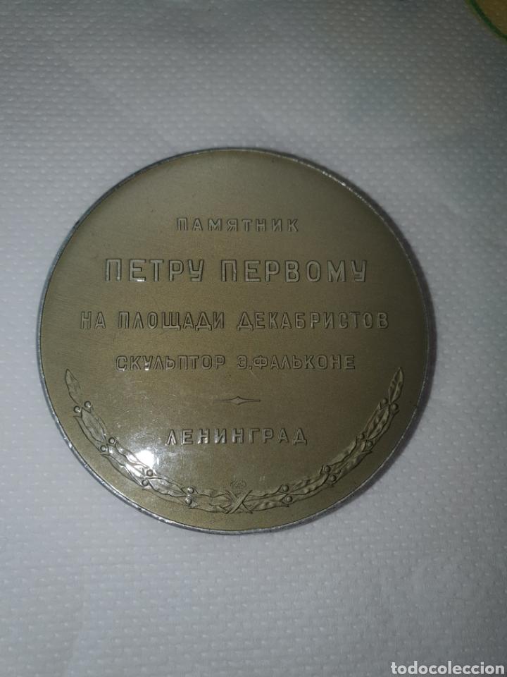 Medallas históricas: Urrs colección de 15 medallas conmemorativas - Foto 12 - 251806210