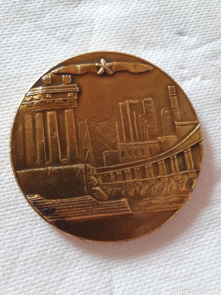 Medallas históricas: Urrs colección de 15 medallas conmemorativas - Foto 16 - 251806210