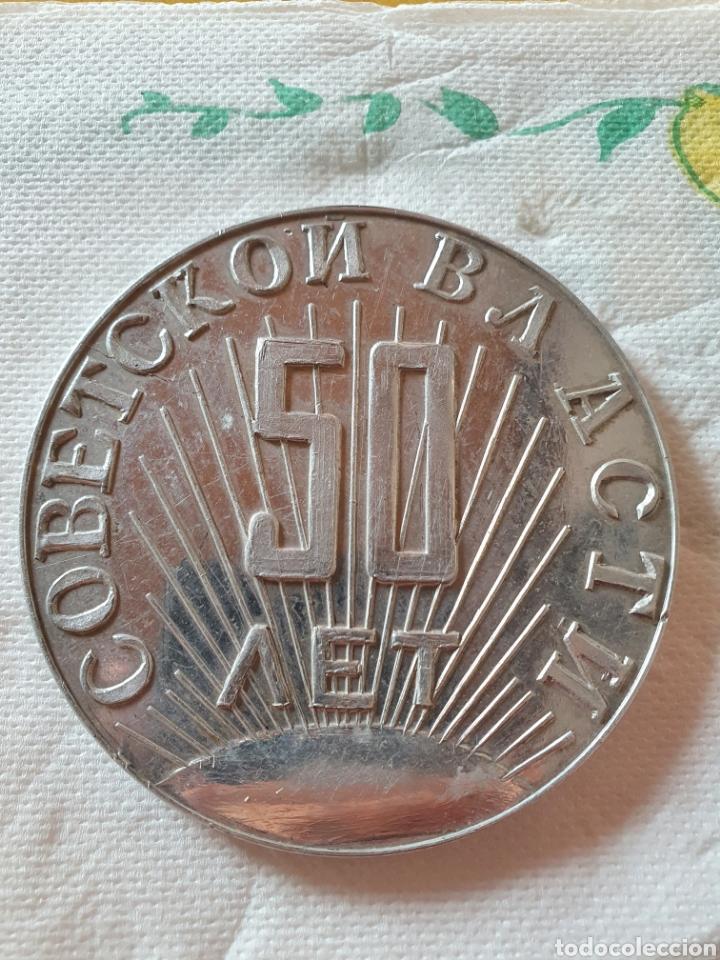 Medallas históricas: Urrs colección de 15 medallas conmemorativas - Foto 24 - 251806210