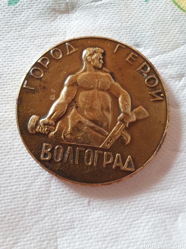 Medallas históricas: Urrs colección de 15 medallas conmemorativas - Foto 31 - 251806210