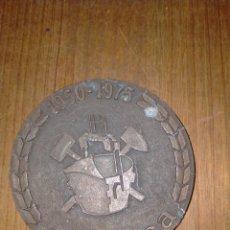 Medalhas históricas: MEDALLA ENSIDESA 1950- 1975 ...25 ANIVERSARIO AVILES ASTURIAS. Lote 253110605