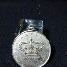 Medallas históricas: MEDALLA MONEDA ,FELIPE DE BORBON Y GRECIA ,PRINCIPE DE ASTURIAS ,1977. Lote 253298345