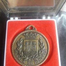 Medallas históricas: MEDALLA DE ALCALÁ DE HENARES. Lote 253622315
