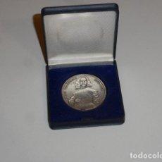 Medallas históricas: ANTIGUA MEDALLA DE PLATA PURA DE LAS HILANDERAS, DIEGO VELAZQUEZ, ORIGINAL. 1 ONZA.. Lote 254102190