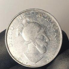 Medallas históricas: MEDALLA DIEGO DE ALMAGRO. Lote 254746645