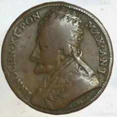 Medallas históricas: ESTADOS PONTIFICIOS. INOCENCIO XI (1676-1689). MEDALLA 1676 AÑO I. Lote 255426515