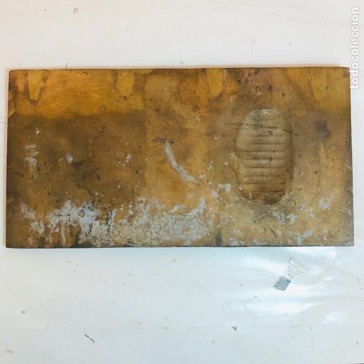 Medallas históricas: GRAN PLACA DE BRONCE, ANTONIO GAUDI CORNET, REUS - BARCELONA, 50 ANIVERSARIO, 2.160 gramos - Foto 8 - 255502850