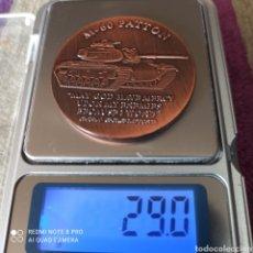 Medallas históricas: MONEDA HONORÍFICA GENERAL PATTON USA. Lote 257290870