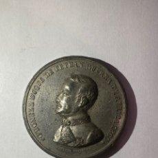Medaglie storiche: MEDALLA CONMEMORATIVA ODONELL DUQUE DE TETUAN. GUERRA DE AFRICA 1860.. Lote 260550340