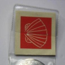 Medallas históricas: 13,, SANTIAGO DE COMPOSTELA, PUERTA SANTA. PLATA. CON CERTIFICADO. AÑO SANTO 99.. Lote 267413919