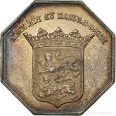 Medallas históricas: [#719533] FRANCIA, TOKEN, INSURANCE, LA NORMANDIE, MUTUALITÉ CONTRE L'INCENDIE, FRANCE ET. Lote 269180558