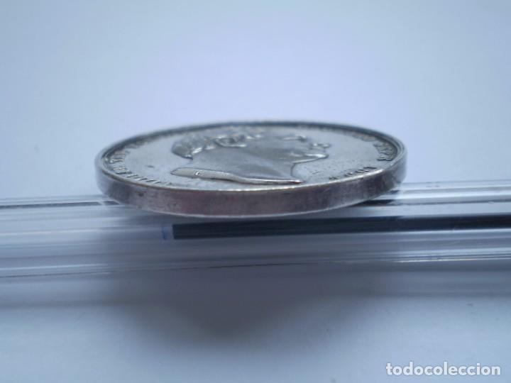Medallas históricas: 65SCD14 Gran Bretaña 1831 Coronación de William IV y Adelaida medalla oficial de la Royal Mint - Foto 9 - 269982598
