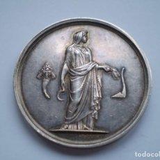 Medallas históricas: 79SCD14 FRANCIA 1861 COMICE AGRICOLE DE DREUX MEDALLA DE PLATA. Lote 269983108