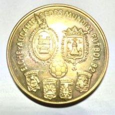 Medaglie storiche: MEDALLA DE BRONCE CAJA AHORROS PROVINCIAL ALICANTE. Lote 271036273