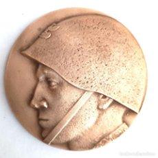 Medallas históricas: MEDALLA BRONCE DEL EJERCITO POPULAR DE POLONIA. Lote 274224793