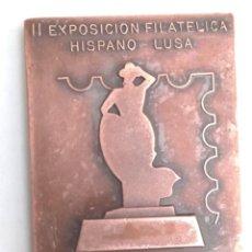 Medallas históricas: MEDALLA BRONCE EXPOSICIÓN FILATELICA PHILAIBERIA 93 . CÁDIZ-. Lote 274225308