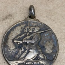 Medaglie storiche: MEDALLA DE PLATA ALZAMIENTO NACIONAL 1936 VICTORIA 1939. Lote 276555988