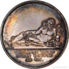 Medallas históricas: [#867312] FRANCIA, MEDALLA, NAPOLEON I, CONQUÊTE DE LA BASSE-ÉGYPTE, AN VII (1798). Lote 278211253