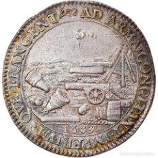 Medallas históricas: [#867306] FRANCIA, TOKEN, ARTILLERIE, 1683, MBC+, PLATA, FEUARDENT:983. Lote 278211798