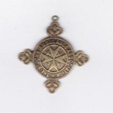 Medallas históricas: MEDALLA INGLESA-THE ST JOHN AMBULANCE ASSOCIATION. Lote 288500413