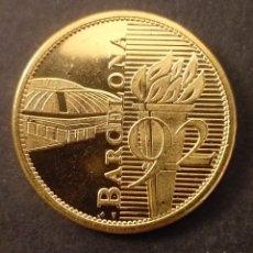 Medallas históricas: MONEDA JUEGOS OLIMPICOS BARCELONA 1992. Lote 288972388